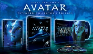 Avatar 3-Disc Extended Collector's Edition
