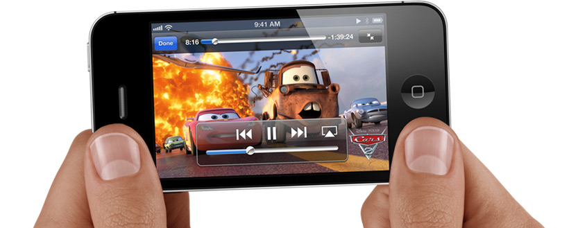 how to add movies on your iphone